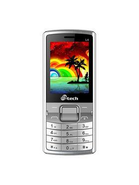 MTECH L4 SILVER WITH PRELOADED Whatsapp APP
