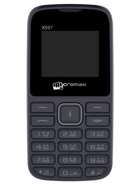 Micromax Joy X597 Dual Sim Phone - Blue
