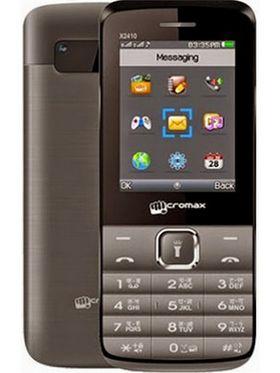 Micromax X2410 - Grey