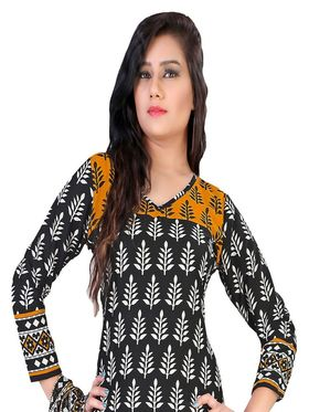 Khushali Fashion Crepe Printed Unstitched Dress Material -NKFSM525004
