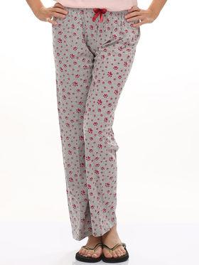 Clovia Cotton Solid Pyjama -NS0438P01