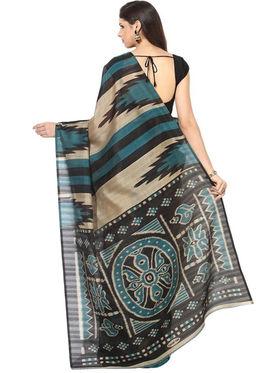 Branded Cotton Bhagalpuri Sarees -Pcsrsd43