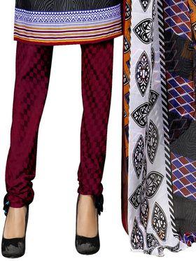 Khushali Fashion Crepe  Printed Unstitched Dress Material -PFCS506