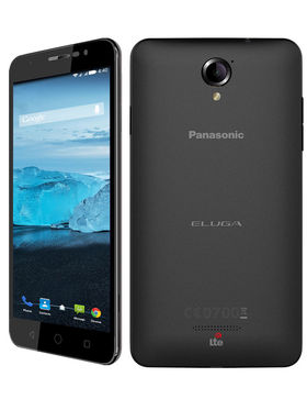 Panasonic Eluga L2 Android Lollipop, Quad Core Processor with 1GB RAM & 8 GB ROM - Sand Grey