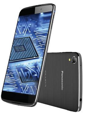 Panasonic Eluga Switch Android Lollipop, Octa Core Processor with 2GB RAM & 32 GB ROM - Metal Grey