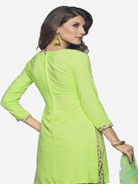 Khushali Fashion Crepe Printed Unstitched Dress Material -RFSN88010