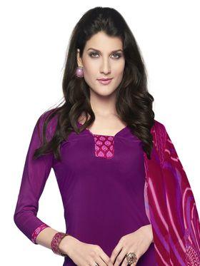 Khushali Fashion Crepe Printed Unstitched Dress Material -RFSN88015