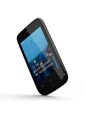 MTECH SHARP :16 GB BLACK 3.5 INCH TOUCH MOBILE WITH INBUILT WHATS APP AND FB
