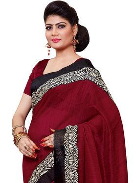 Shonaya Printed Handloom Cotton Silk Saree -Snkvs-3005-B