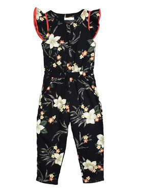 ShopperTree Printed Multicolor Viscose Jumpsuit-ST-1697