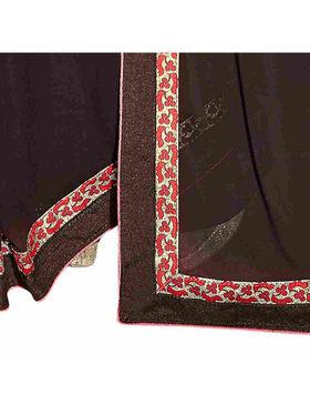 Khushali Fashion Georgette Embroidered Saree -Stast3203
