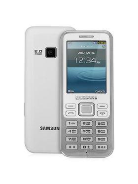 Samsung Metro Duos C3322 Dual Sim - White