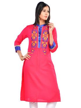 Shanvi Collection of 7 Readymade Cotton Kurtas