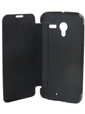 Snooky Flip Cover for Motorola Moto X - Black