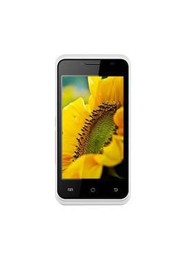 Swipe Konnect 4 Dual Core Processor with Android 4.2 JellyBean and 512 MB RAM- White