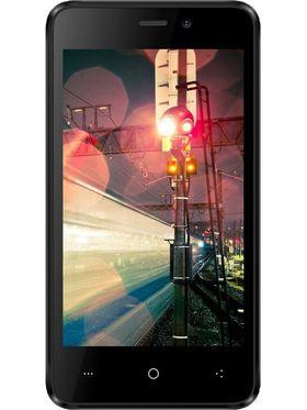 Swipe Konnect Trio Dual Sim Android Kitkat 3G Smartphone - Black