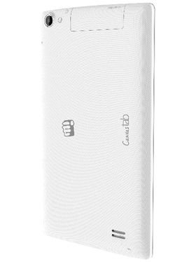 Micromax Canvas P480 Tablet(White)