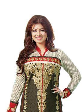 Thankar Semi Stitched  Cotton Embroidery Dress Material Tas277-9212