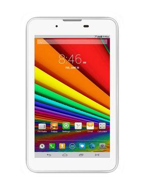 Vox V106 7 Inch Quad Core Android Kitkat Dual Sim 3G Calling Tablet - White