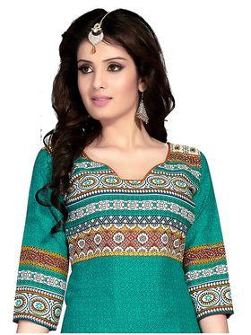 Khushali Fashion Cotton Printed Dress Material -Vrshn5005