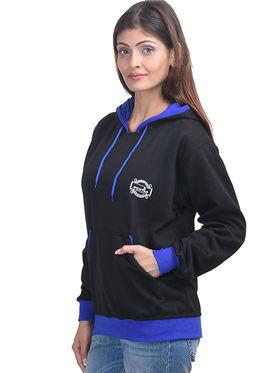 Eprilla Plain  Sweatshirt - Black  -eprl67
