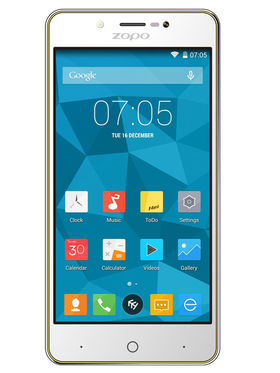 ZOPO Color E ZP350 4G LTE Android 5.1 Lollipop 5 inch HD Display  Smartphone - Yellow