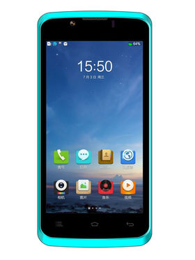 ZOPO ZP590 3G Dual Sim Android 4.4 Kitkat Quad Core 4.5 inch Smartphone - Blue