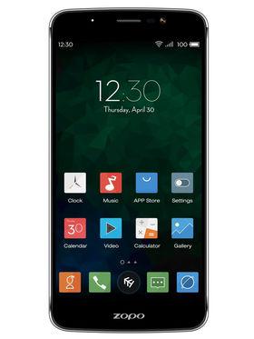 Zopo ZP951 Speed 7 4G LTE with 3 GB RAM + 16GB ROM_Black