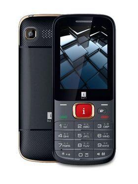 iBall FAB2.4 JB-009 with Spy Camera - Black&Gold