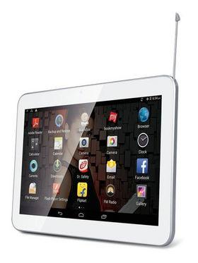 iBall Slide 3G 1026 - Q18 - White