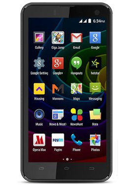 Micromax Bolt Q335 Quad Core Processor, Android Kitkat Phone - Grey