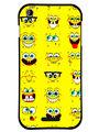 Snooky Designer Print Hard Back Case Cover For Lava Iris X1 mini - Yellow