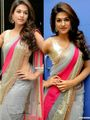 Pack of 2 Arisha Net and Georgette Embroidered Saree - 353 + 1233