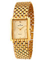Dezine Wrist Watch for Men - Golden_DZ-GSQ001-GLD-GLD