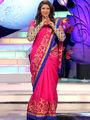 Fantastic Partywear Fuschia Pink Saree from Aaha Enna Porutham (13527)