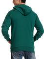 Brohood Cotton Blend Full Sleeves Casual Sweatshirt For Men - Green_SKH33017